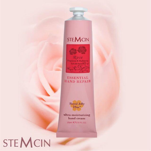 STEMCIN寵愛香氛滋潤護手霜-性感玫瑰