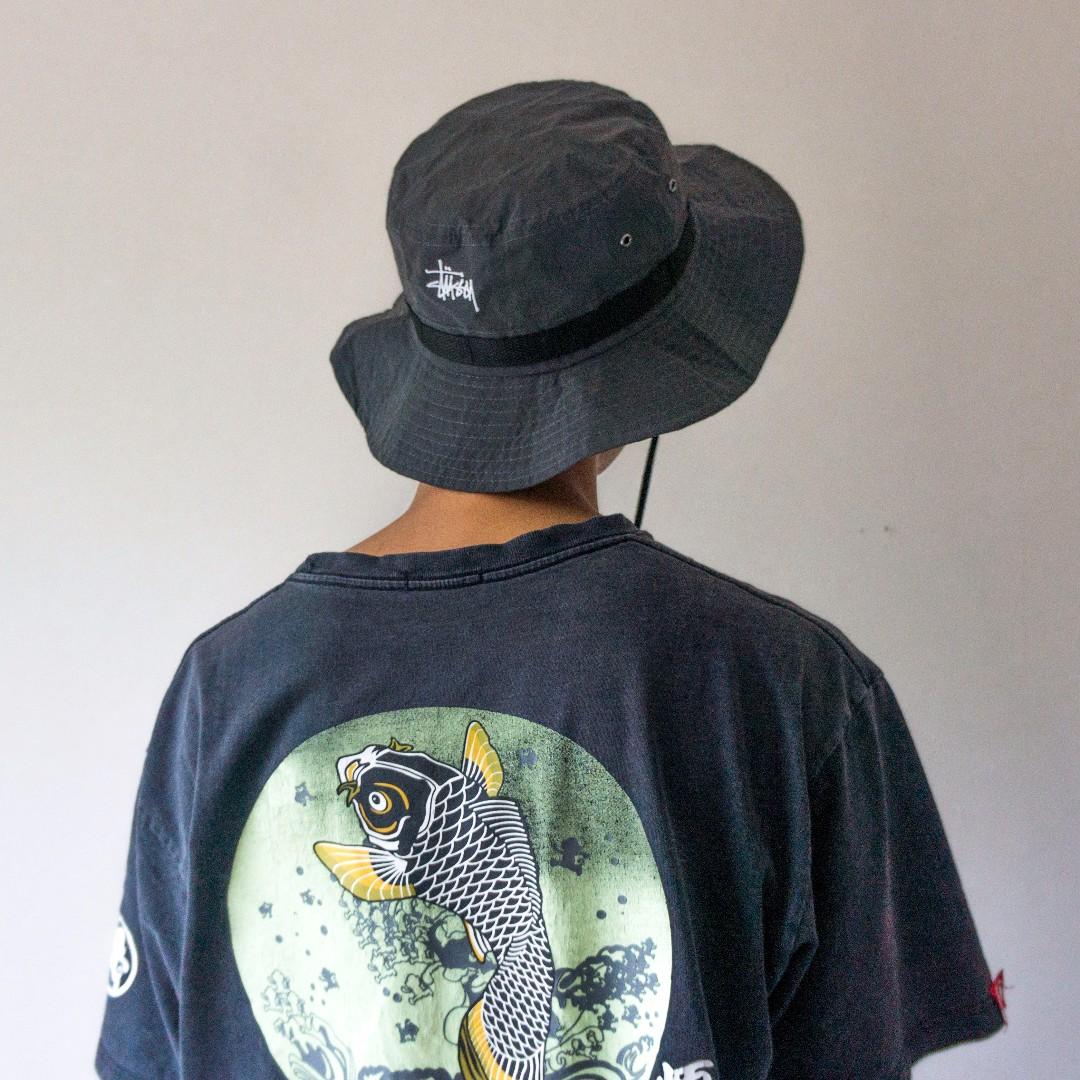 Stussy 3M Reflective Boonie Hat