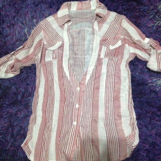 Stylist polo Shirt- Medium