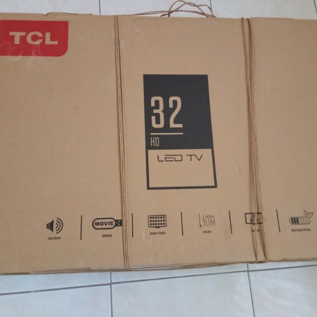 """TCL 32D2900 32"""" LED TV"""