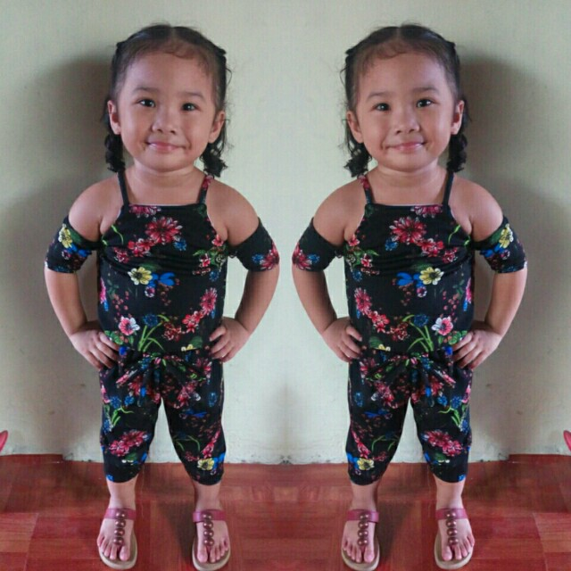 Terno for kids
