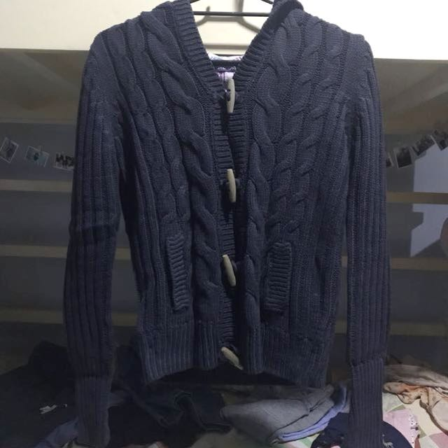 Terranova Hoodie Sweater