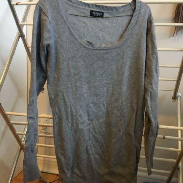 Top Shop Log Sweater