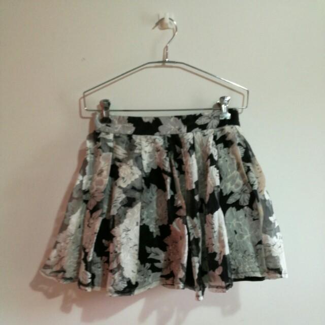 Topshop skirt uk10