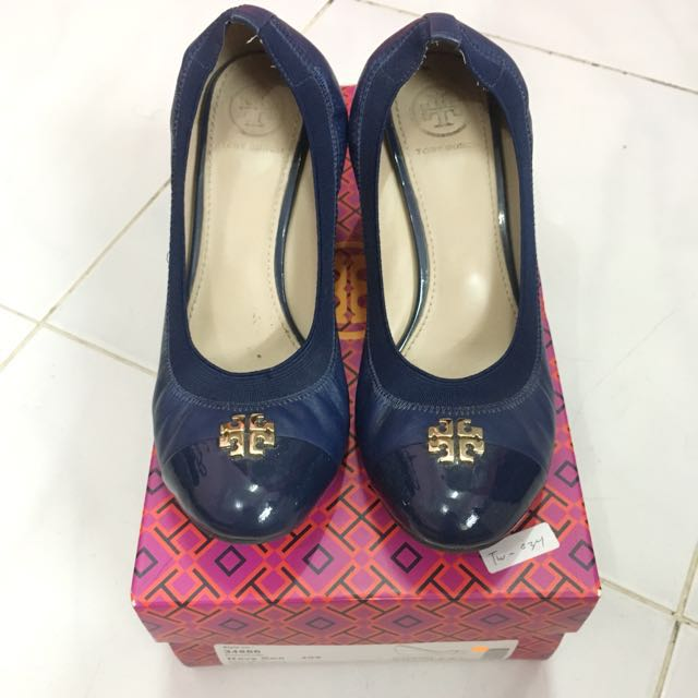 Tory Burch Wedges AUTHENTIC 100%