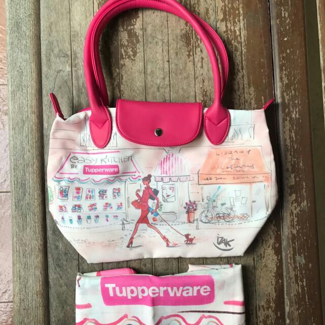Tupperware Bag Miss Belle
