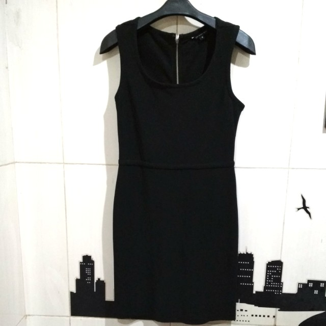 Uptown Girl Black Dress