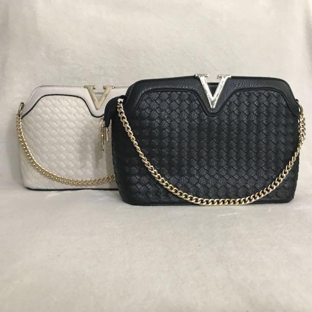 V Mini Sling Bag