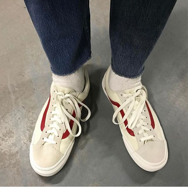vans authentic marshmellow