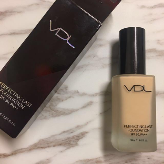 降價!!VDL 超完美粉底液V02