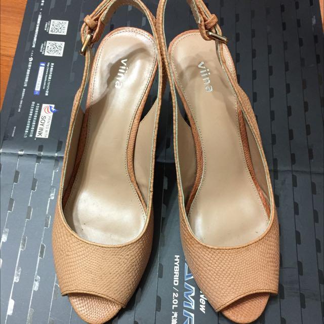 viina 楔型鞋