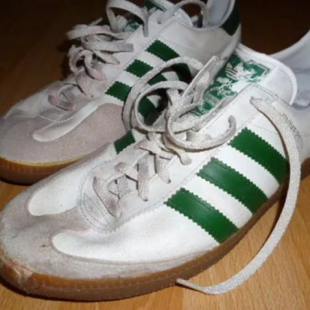 Vintage Adidas Universal Spezial Rare Made In West Germany 44bd8133c