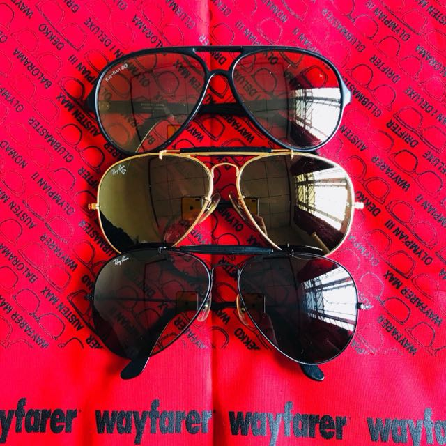 46ba33d46a7 Vintage Ray Ban by Bausch   Lomb Made in USA