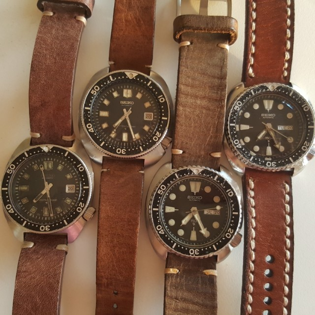Vintage Seiko Divers Watch, Men's Fashion, Watches on ...