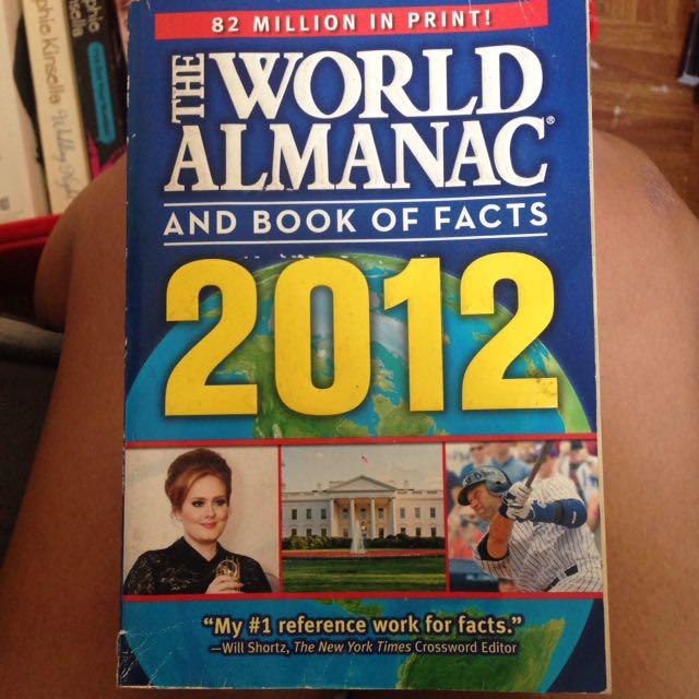 World Almanac 2012