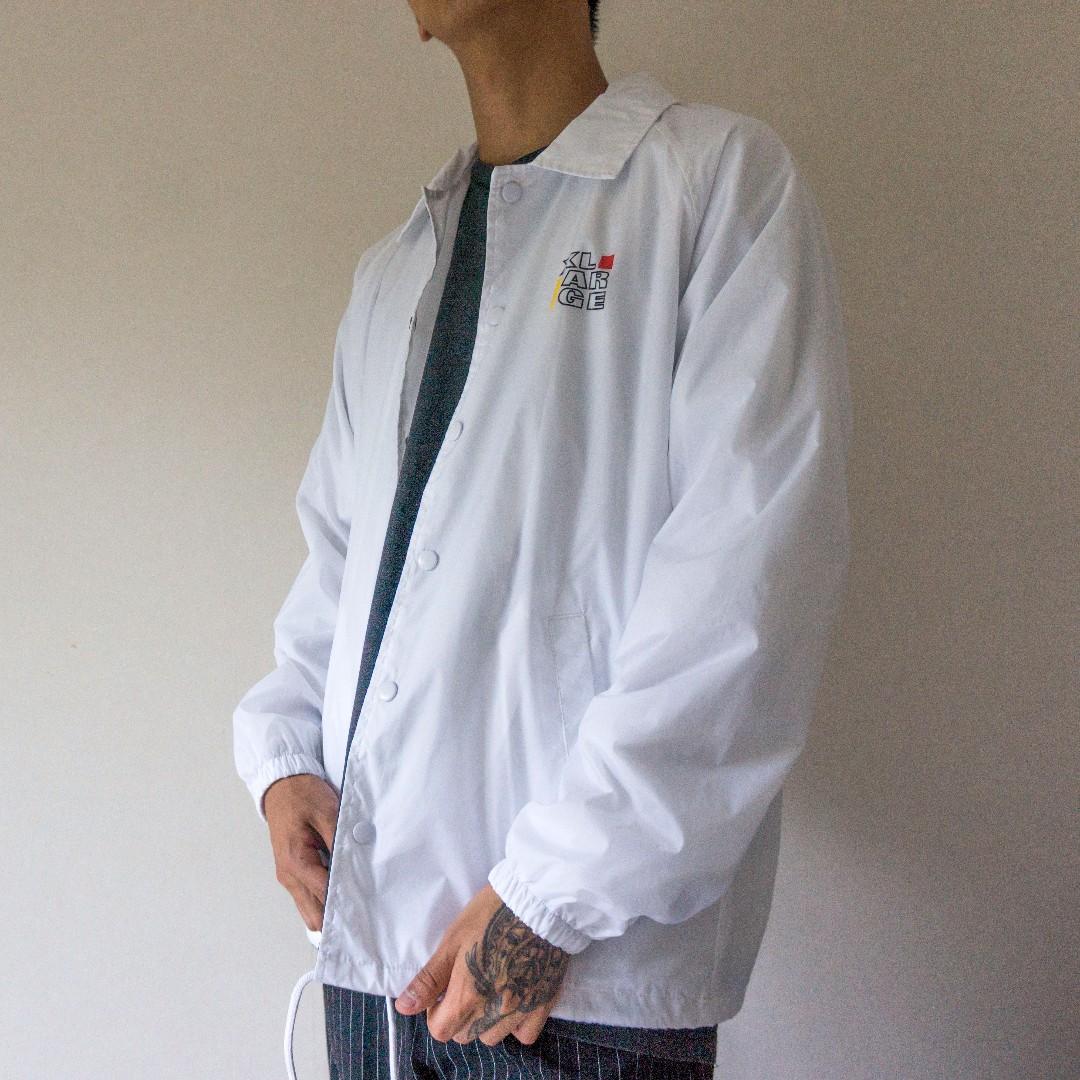 X-Large Coach Jacket