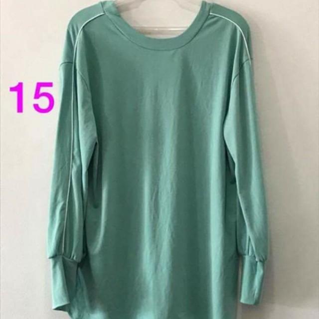 Zara Teal Green Sweater
