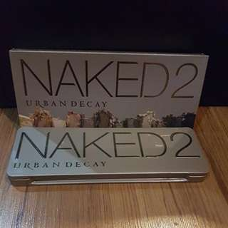 Preloved Urban Decay Naked 2