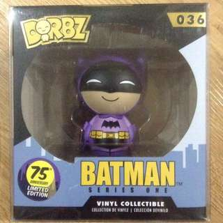 Funko Dorbz Batman (Purple)