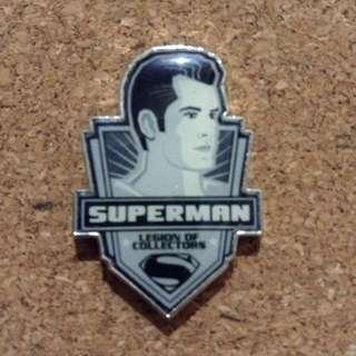 Funko Superman Legion Of Collectors Pin