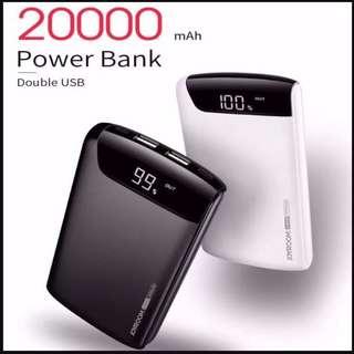 JOYROOM D-M153 20000mAh Fast Series Power Bank Real capacity 尿袋 iPhone X Samsung Lg 小米 華為 平板 iPad Apple iPhone 8 Plus