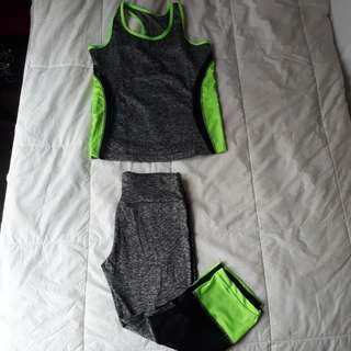 Work out set