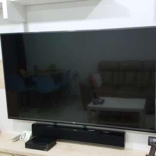 LG 65 Inch Ultra HDTV 4K (SMART TV)