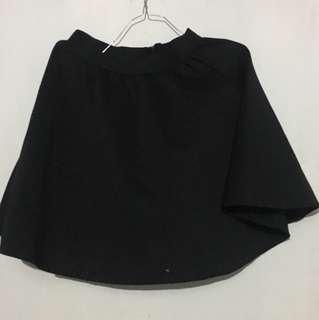 Rok hitam (Beau butik Tebet)