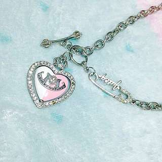 JUICY COUTURE NECKLACE (AUTH)