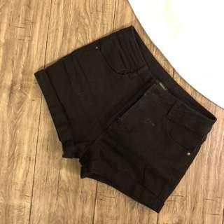 【出清活動】forever 21 黑色短褲