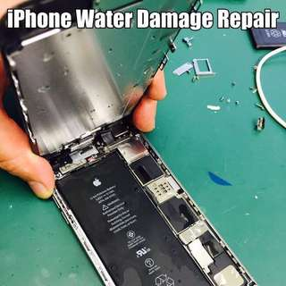 iPhone Motherboard Repairs ;Can't on/Water damage