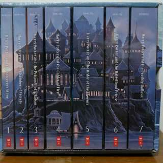 BN Harry Potter Complet Series