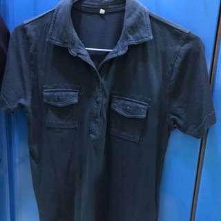 無印良品短袖T恤