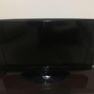 Samsung TV and Printer