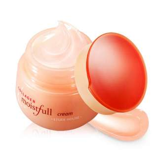 AUTHENTIC ETUDE HOUSE MOISTFULL COLLAGEN CREAM ETUDE HOUSE