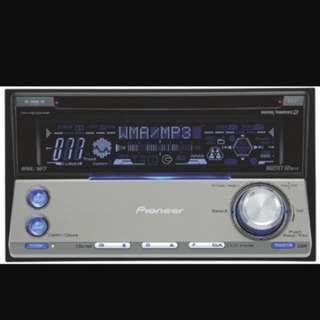 Pioneer FH-P5000MP CD/MP3/WMA player. Car Radio And Audio System