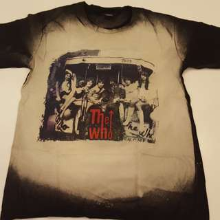 Vintage The Who T shirt