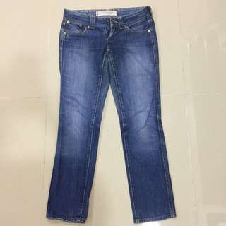 Auth Levis Patty Anne