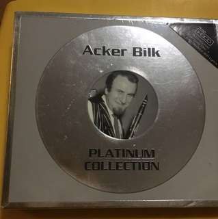 Acker Bilk Platinum Collection CD
