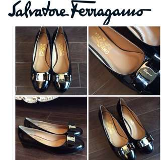Salvatore Ferragamo Pumps (100% Authentic)