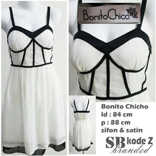 Dress bonito chico preloved second bekas