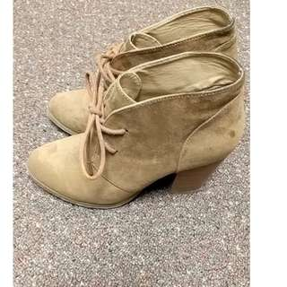 Forever21 booties size 6.5