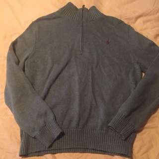 Polo Ralph Lauren quarter-zip sweater