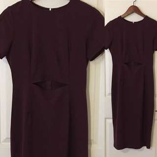 Aritzia cocktail dress