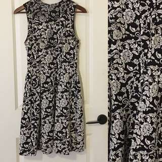 Anthropologie cocktail dress size M