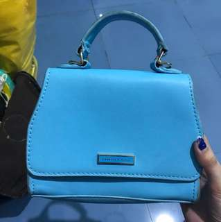 Charles & keith mini bag authentic
