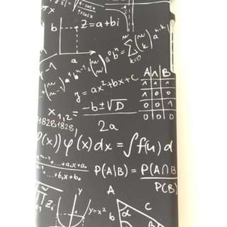 Algebra formula iPhone 6/6S case (with screen protector)
