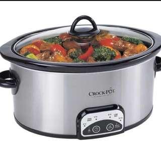 Like new Crock pot 4 Qt