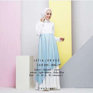 (NEW) LETIA DRESS