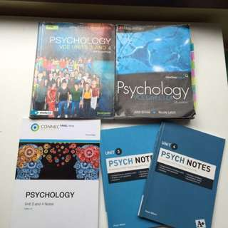 VCE TEXTBOOK CLEAROUT